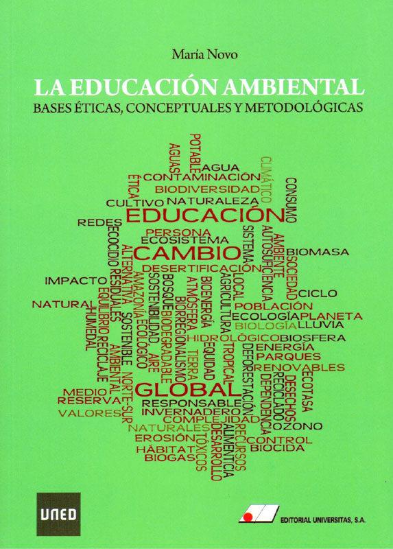 la educacion ambiental-maria novo-9788479913823