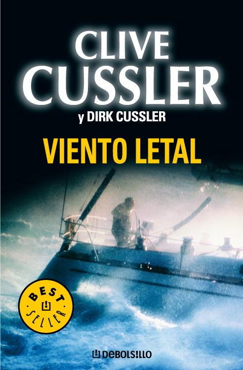 Resultado de imagen de Viento Letal de Clive Cussler