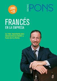 Frances En La Empresa (incluye Audio-cd) por Vv.aa.