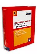 Diccionario Tematico De Seguridad Y Salud Laboral: Concepto De La Ley De Prevencion De Riesgos Laborales (5ª Ed.) por Alfredo Mateos Beato epub
