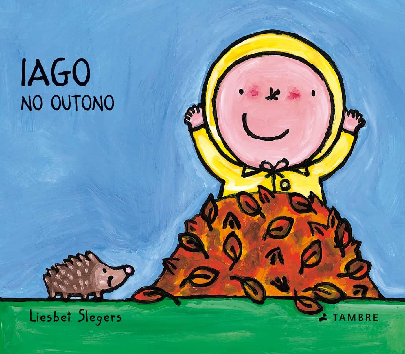 Iago No Outono por Liesbet Slegers
