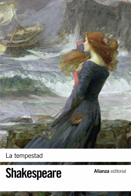 Resultado de imagen de la tempestad william shakespeare