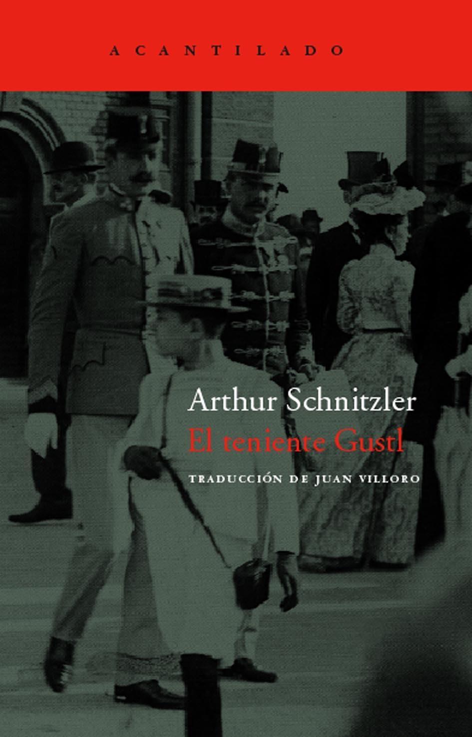 El Teniente Gustl por Arthur Schnitzler epub