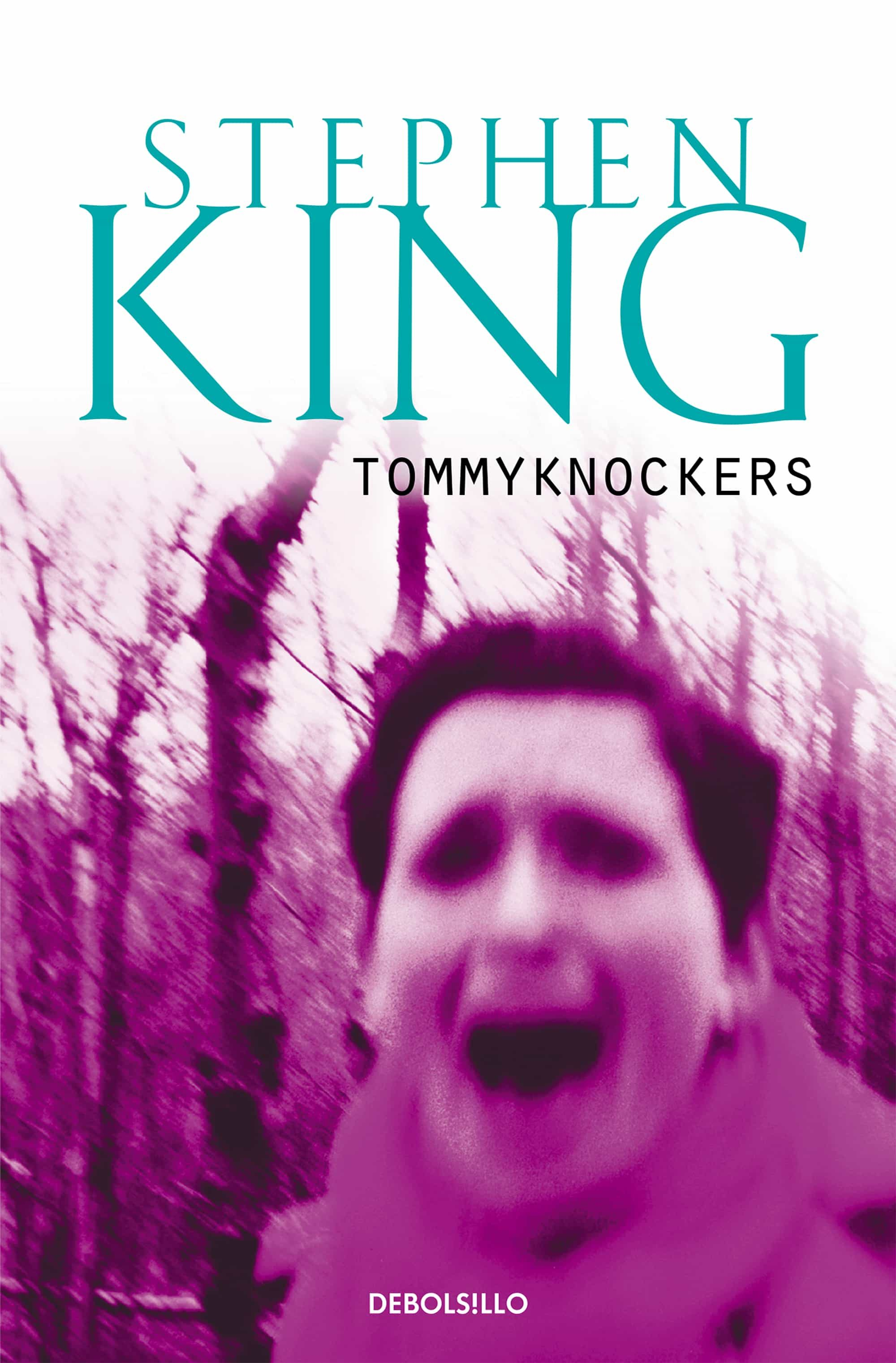 Resultado de imagen de tommyknockers libro