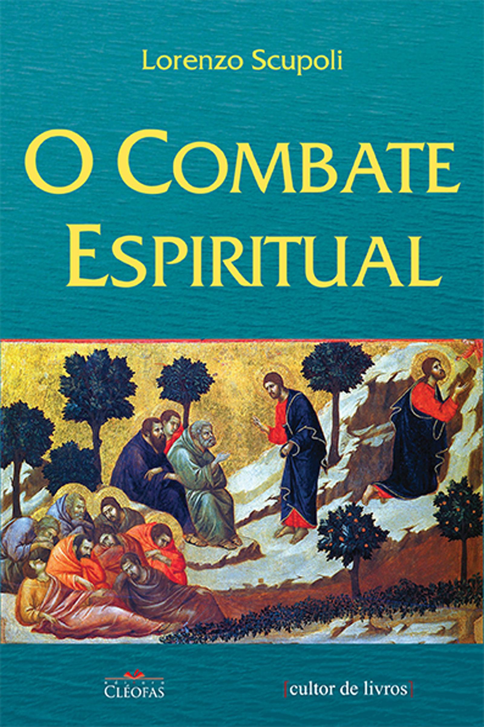 el combate espiritual lorenzo scupoli
