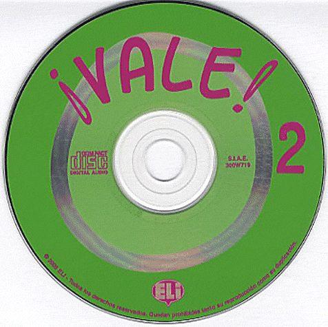 descargar ¡VALE! 2 - AUDIO CD pdf, ebook