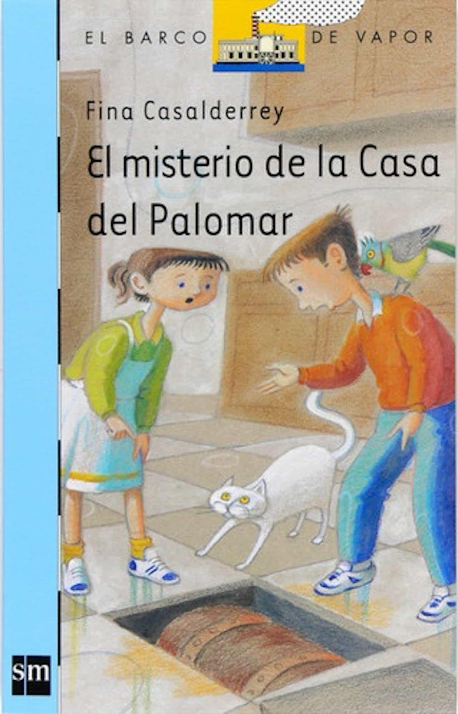 El misterio de la casa del Palomar (eBook-ePub) (Barco de Vapor Azul)