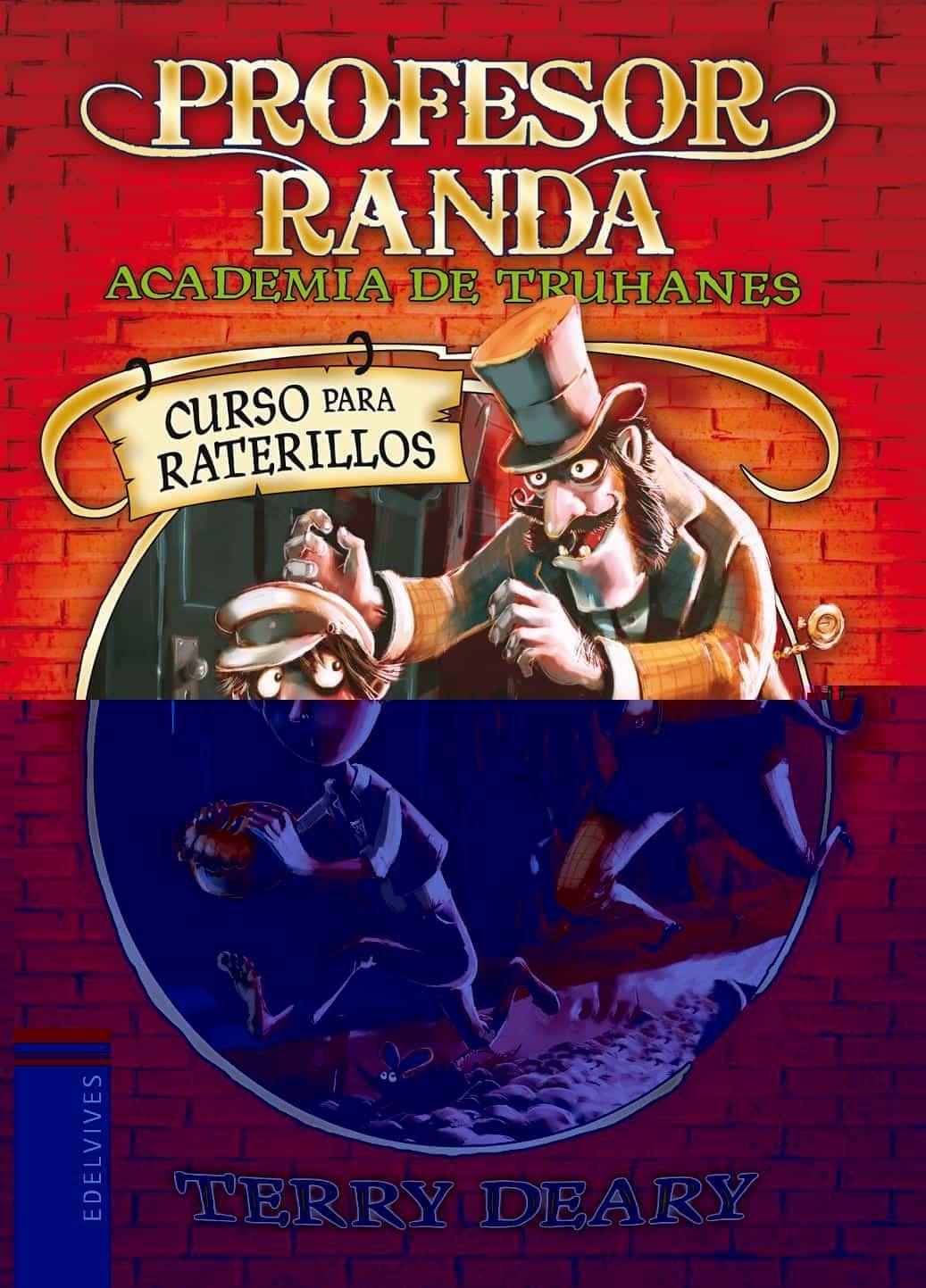 Curso para raterillos (Profesor Randa (Academia de Truhanes))