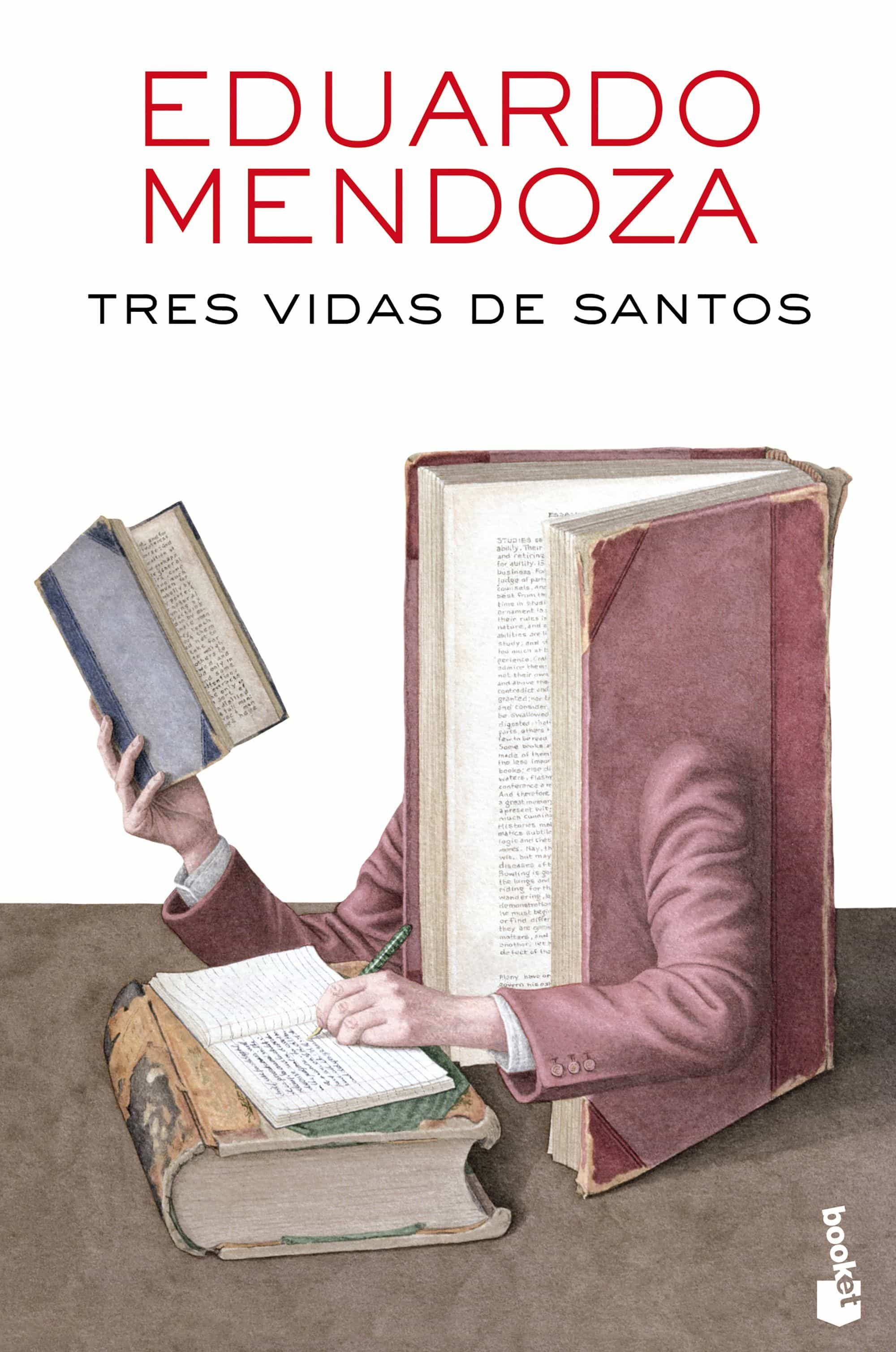 Tres vidas de santos (Biblioteca Eduardo Mendoza)