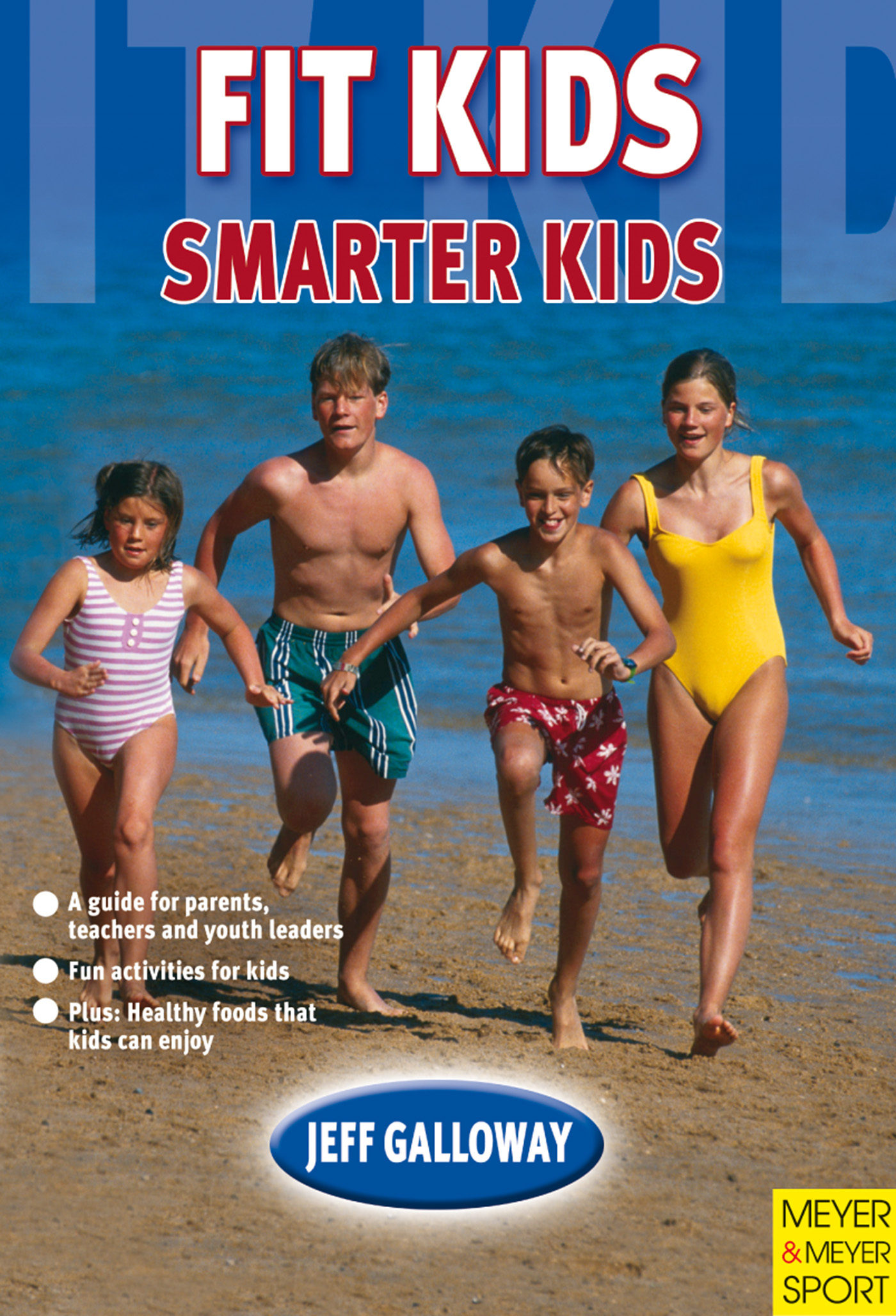 Fit Kids: Smarter Kids (English Edition)