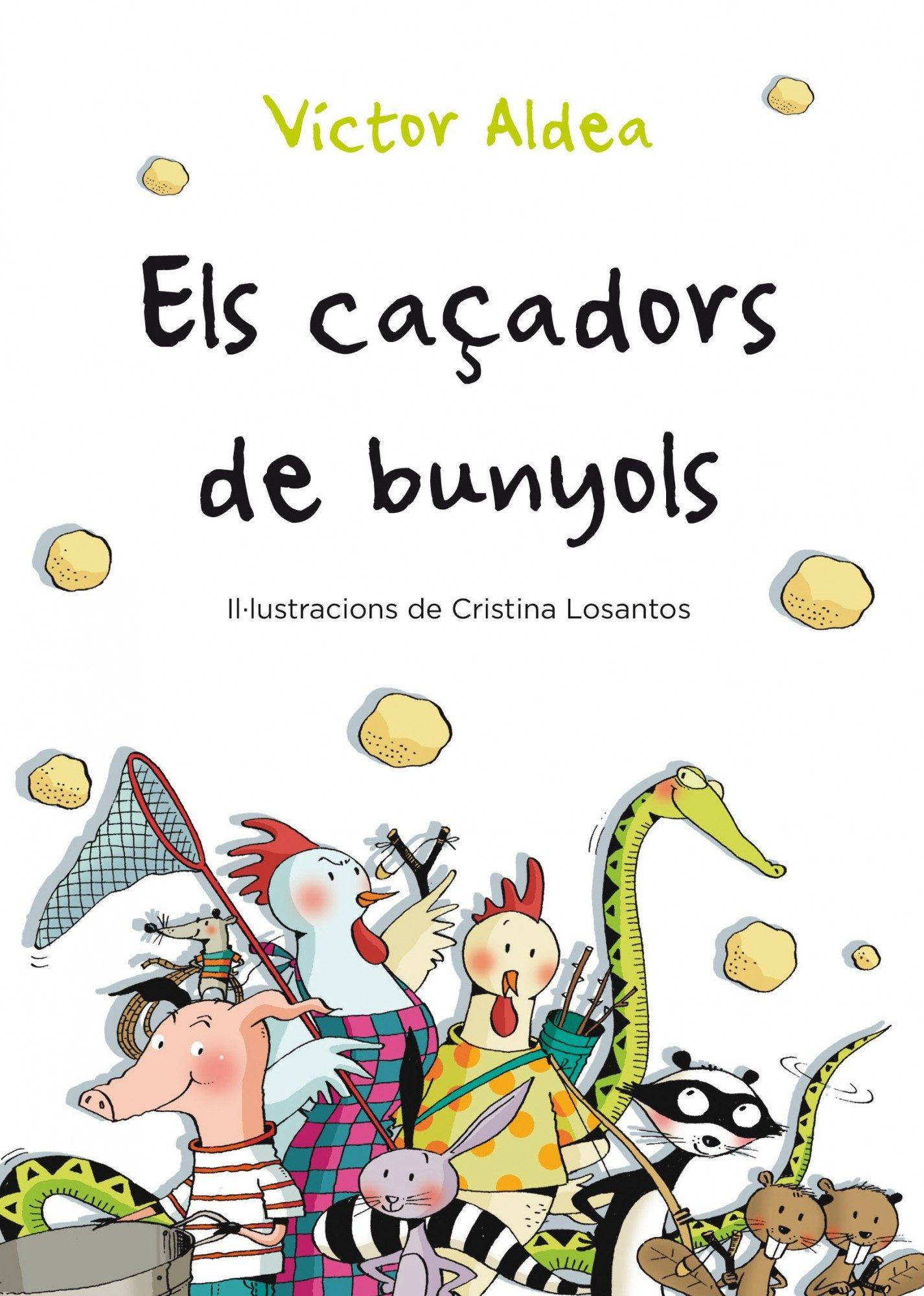Els Caçadors De Bunyols (Primers lectors)