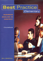 Best Practice Elementary: Workbook (business English In Context) por David Kerrige