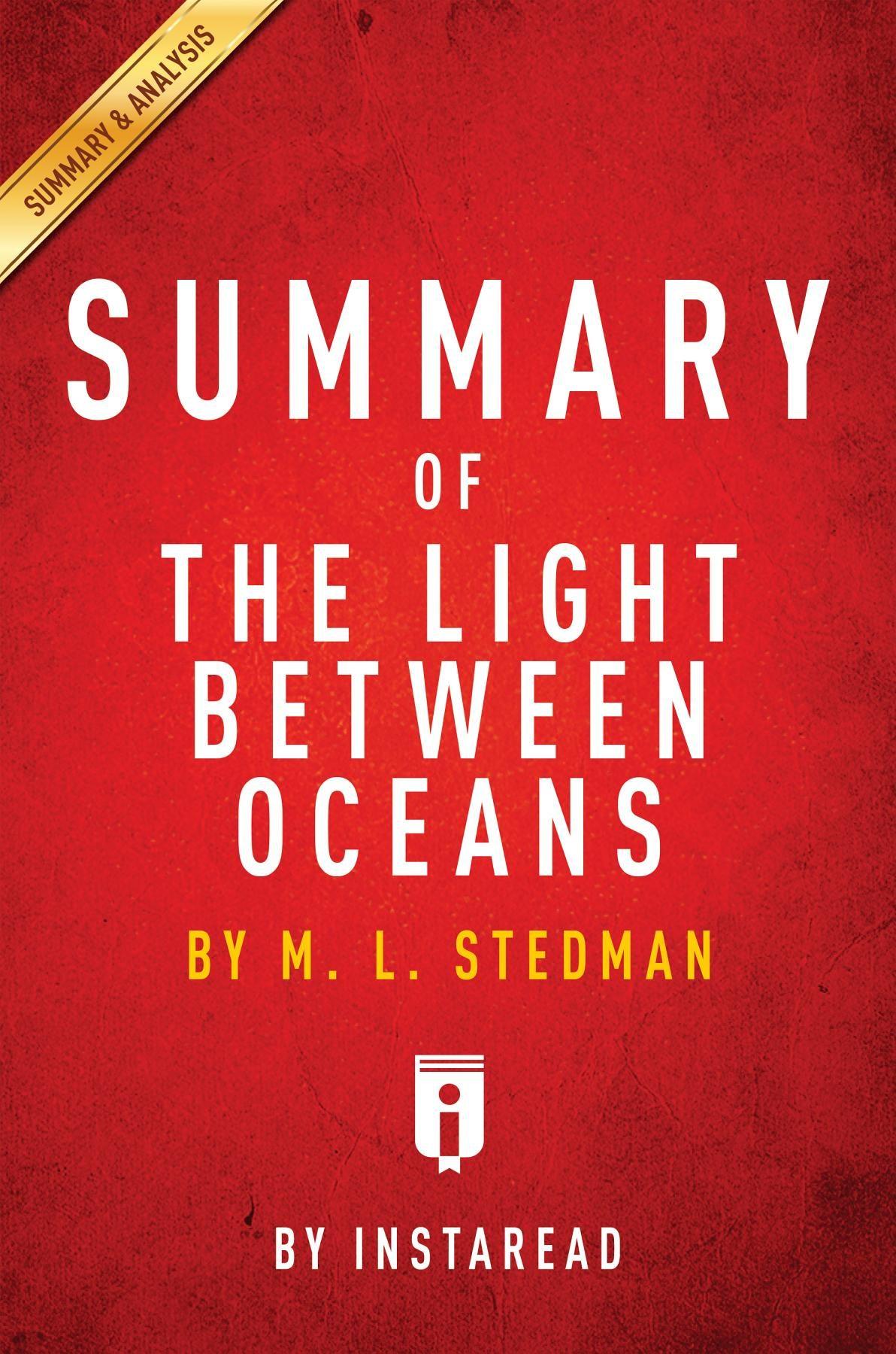 Light Between Oceans Pdf