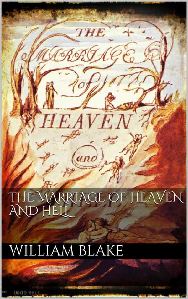 THE MARRIAGE OF HEAVEN AND HELL (EBOOK)
