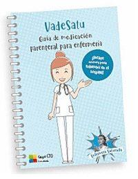 vadesatu - guía de medicación parenteral para enfermería-9788417655433