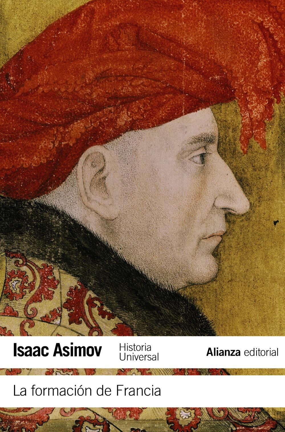 la formacion de francia-isaac asimov-9788420669533