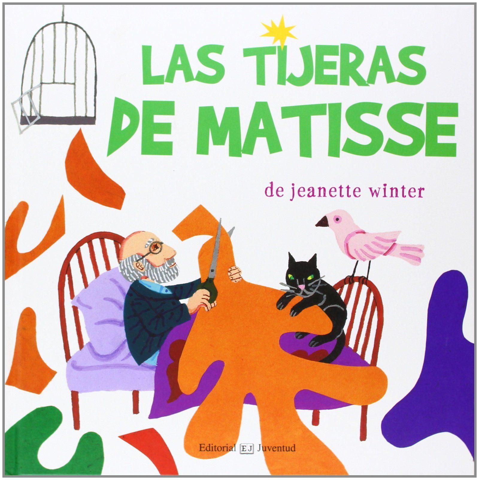LAS TIJERAS DE MATISSE | JEANETTE WINTER | Comprar libro 9788426140333