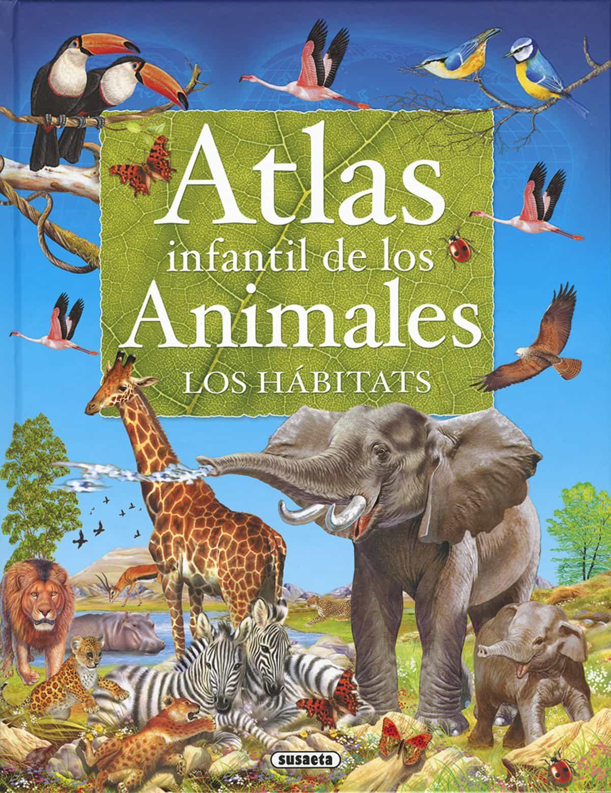 Atlas Infantil De Los Animales por Vv.aa. Gratis