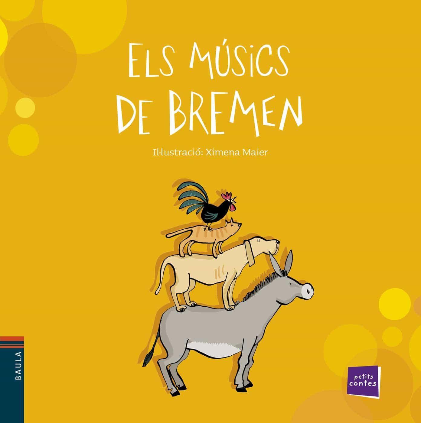 els músics de bremen-9788447930333