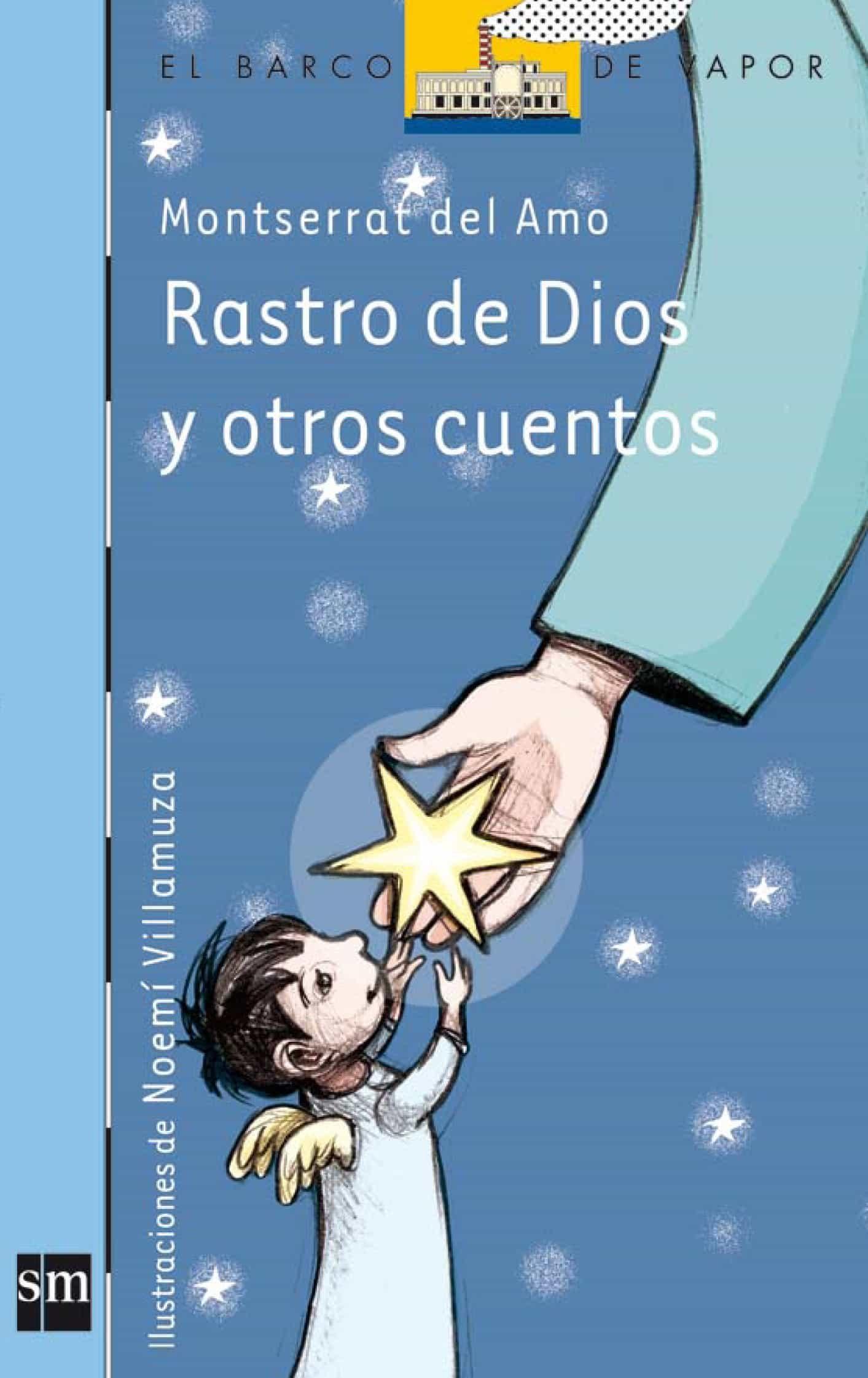 rastro de dios y otros cuentos-montserrat del amo-9788467501933