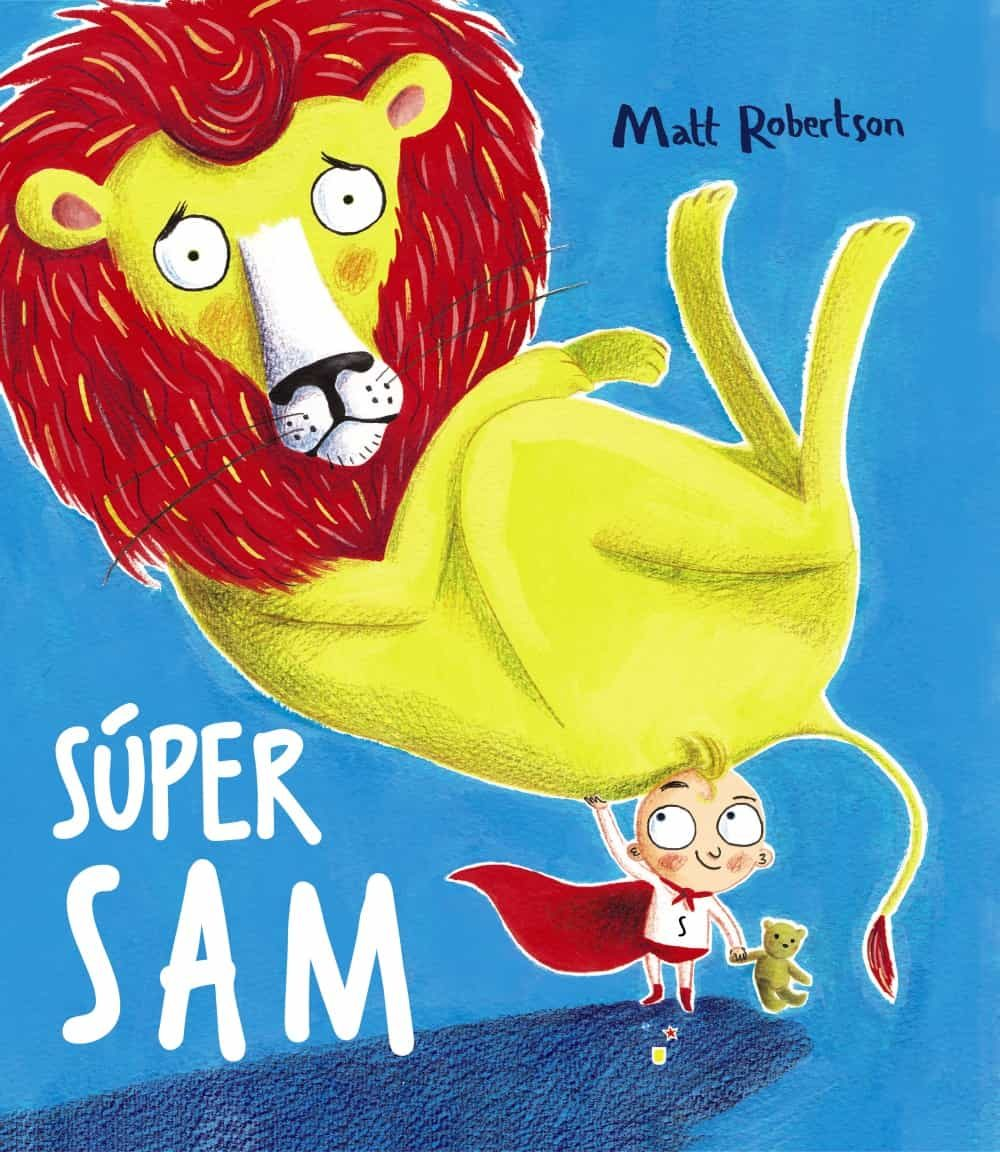 Super Sam por Matt Robertson