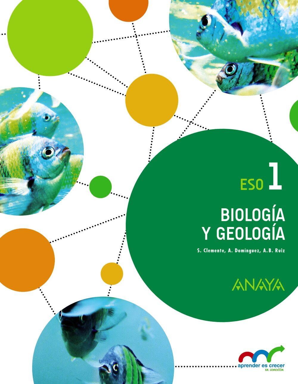 BIOLOGÍA Y GEOLOGÍA 1º ESO APRENDER ES CRECER EN CONEXION