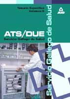 Ats/due Del Servicio Gallego De Salud: Temario (vol. 2) por Vv.aa. epub
