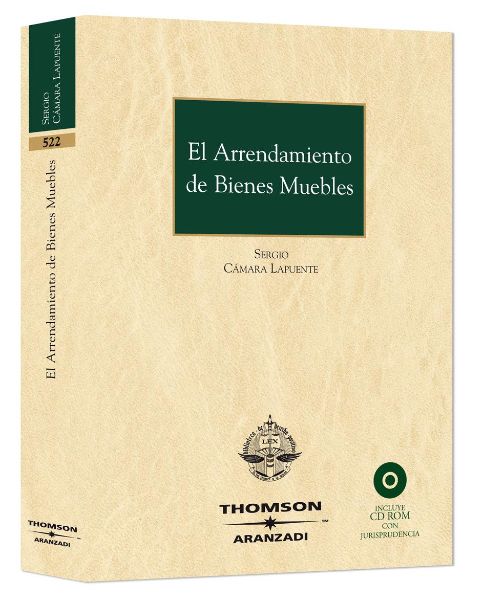 Arrendamiento Bienes Muebles Vv Aa Comprar Libro 9788483556733 # Registro Bienes Muebles Buques