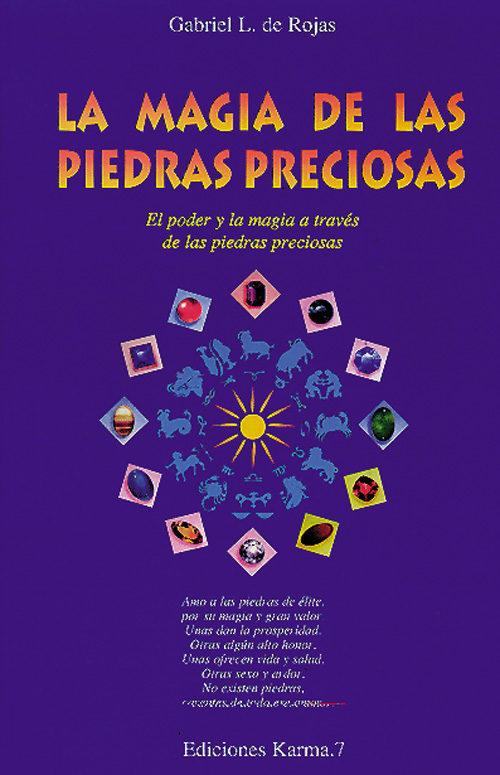 la magia de las piedras preciosas-gabriel lopez de rojas-9788488885333