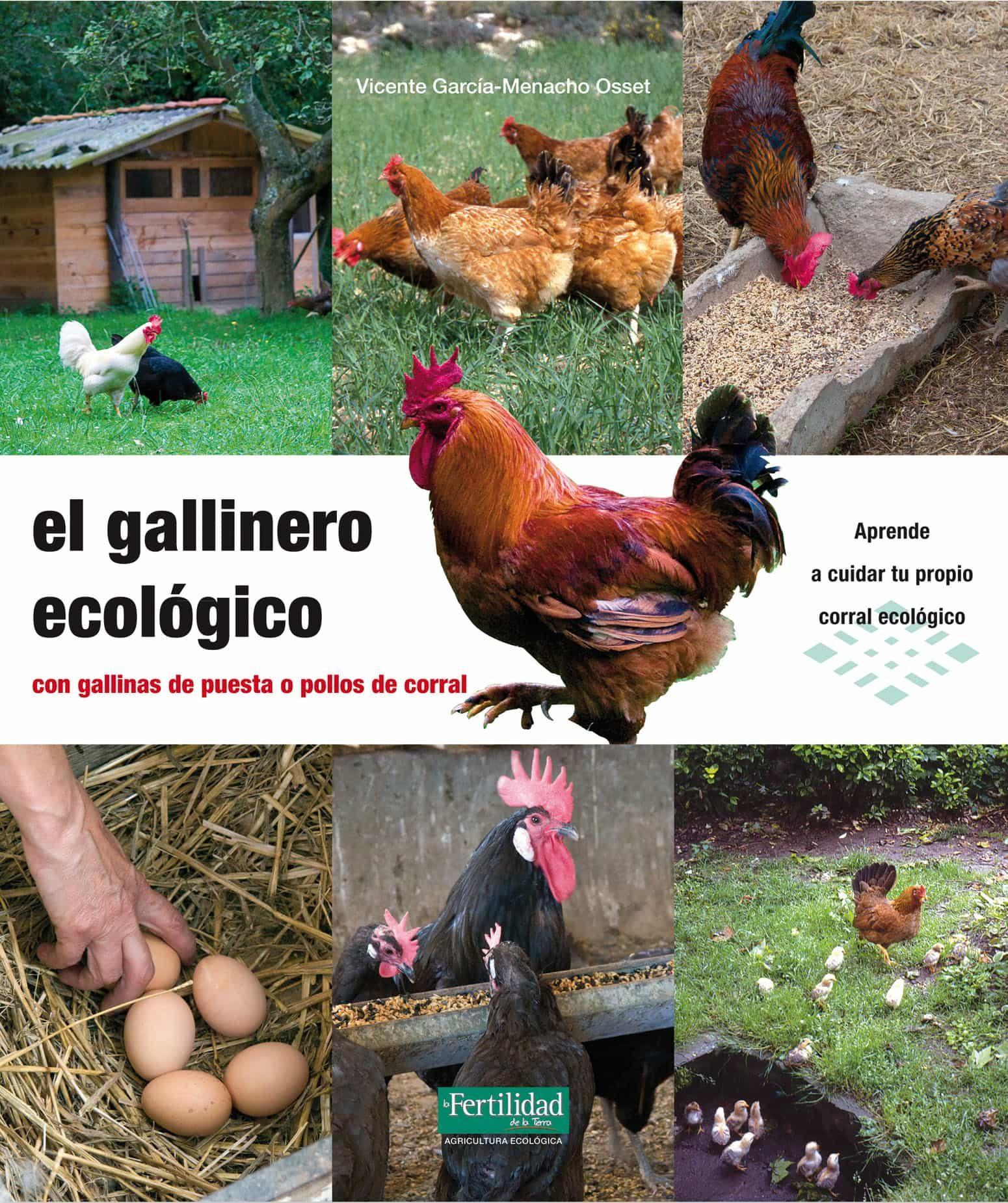 Gallinero Ecologico, El por Vicente Garcia Menacho-osset