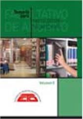 temario para cuerpo facultativo de archivos bibliotecarios y arqueologos, seccion archivos (vol. 3): archivistica-9788494625633