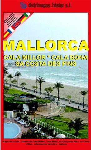 Mallorca (cala Millor, Cala Bona, Sa Costa Dels Pins, S Illot, Sa Coma) por Vv.aa. epub