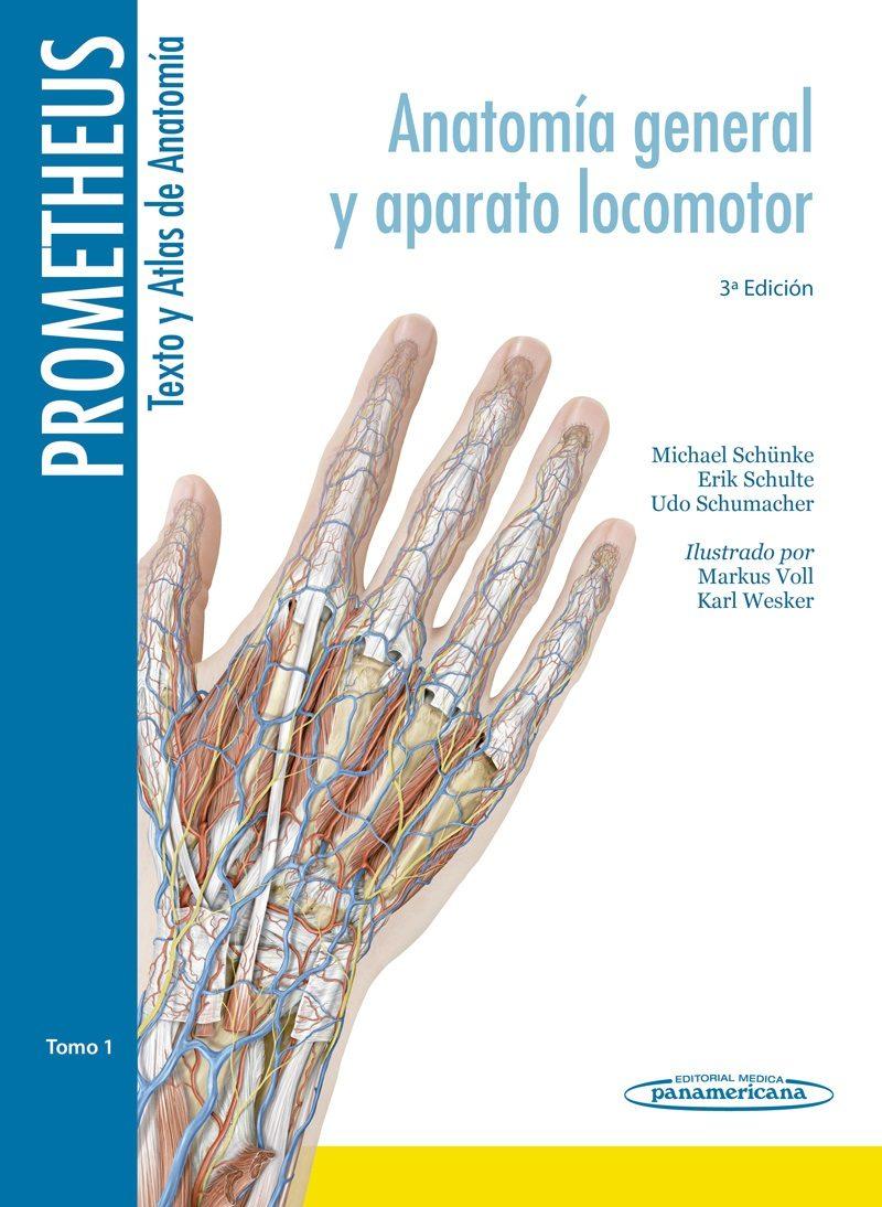 COLECCION PROMETHEUS. TEXTO Y ATLAS DE ANATOMIA (3ª ED) | VV.AA ...
