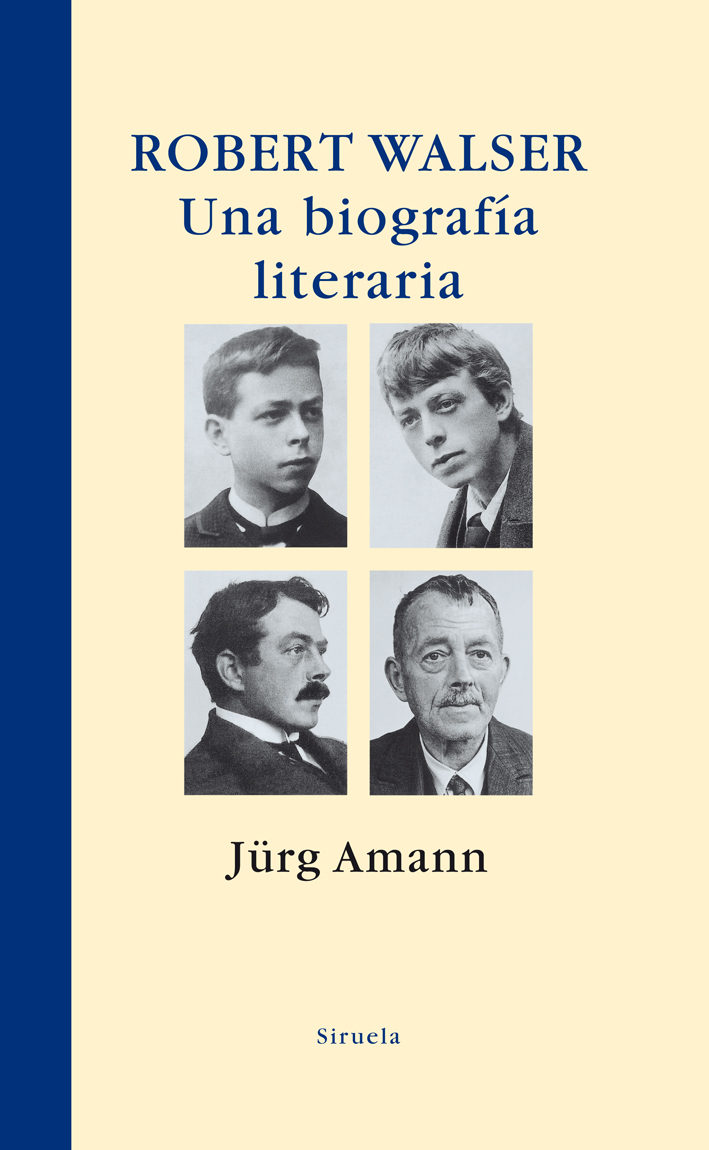 Robert Walser: Una Biografia Literaria por Jurg Amann