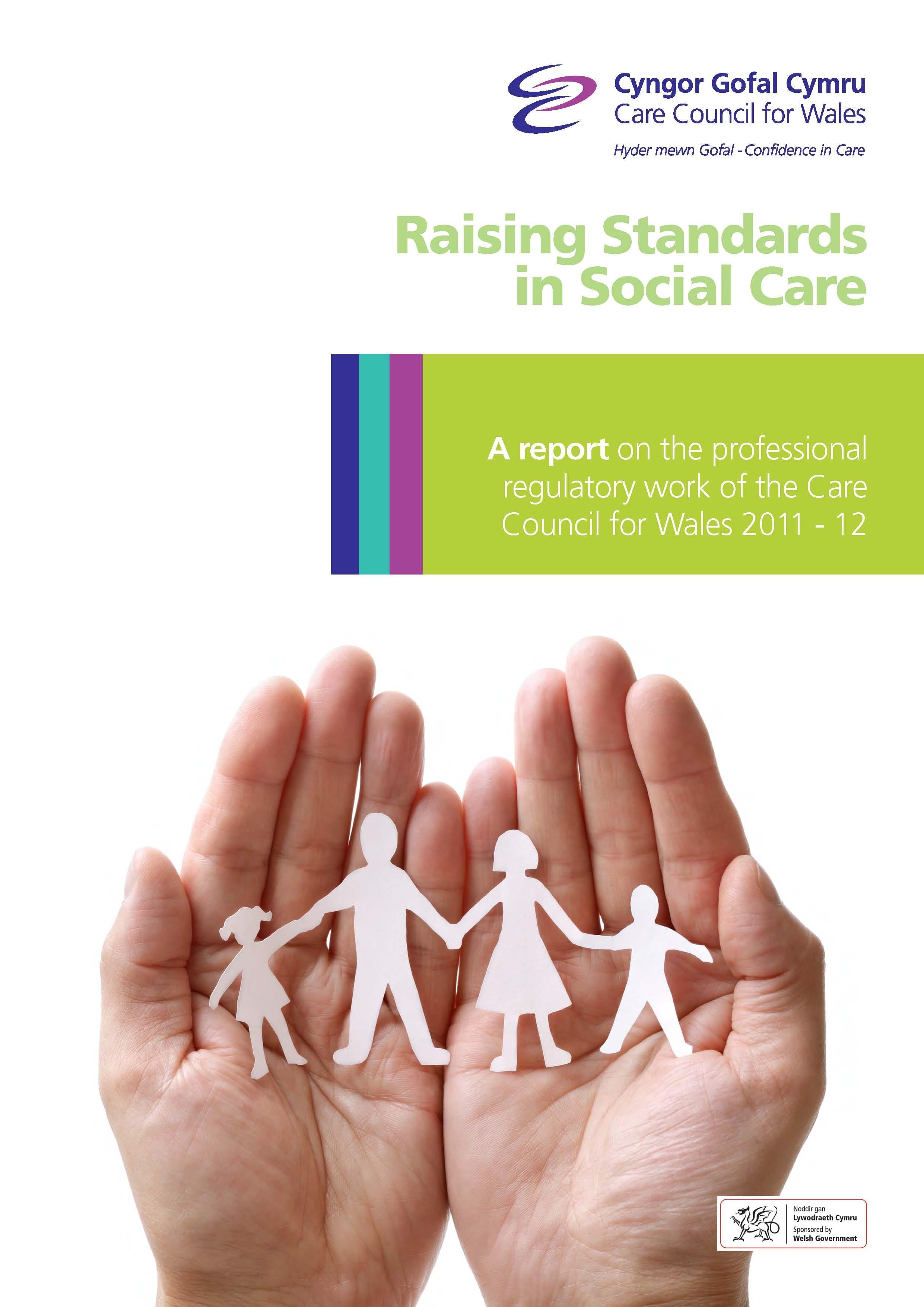RAISING STANDARDS IN SOCIAL CARE (EBOOK)