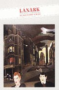 Lanark: Life in Four Books: A Life in 4 Books (Canongate Classics)