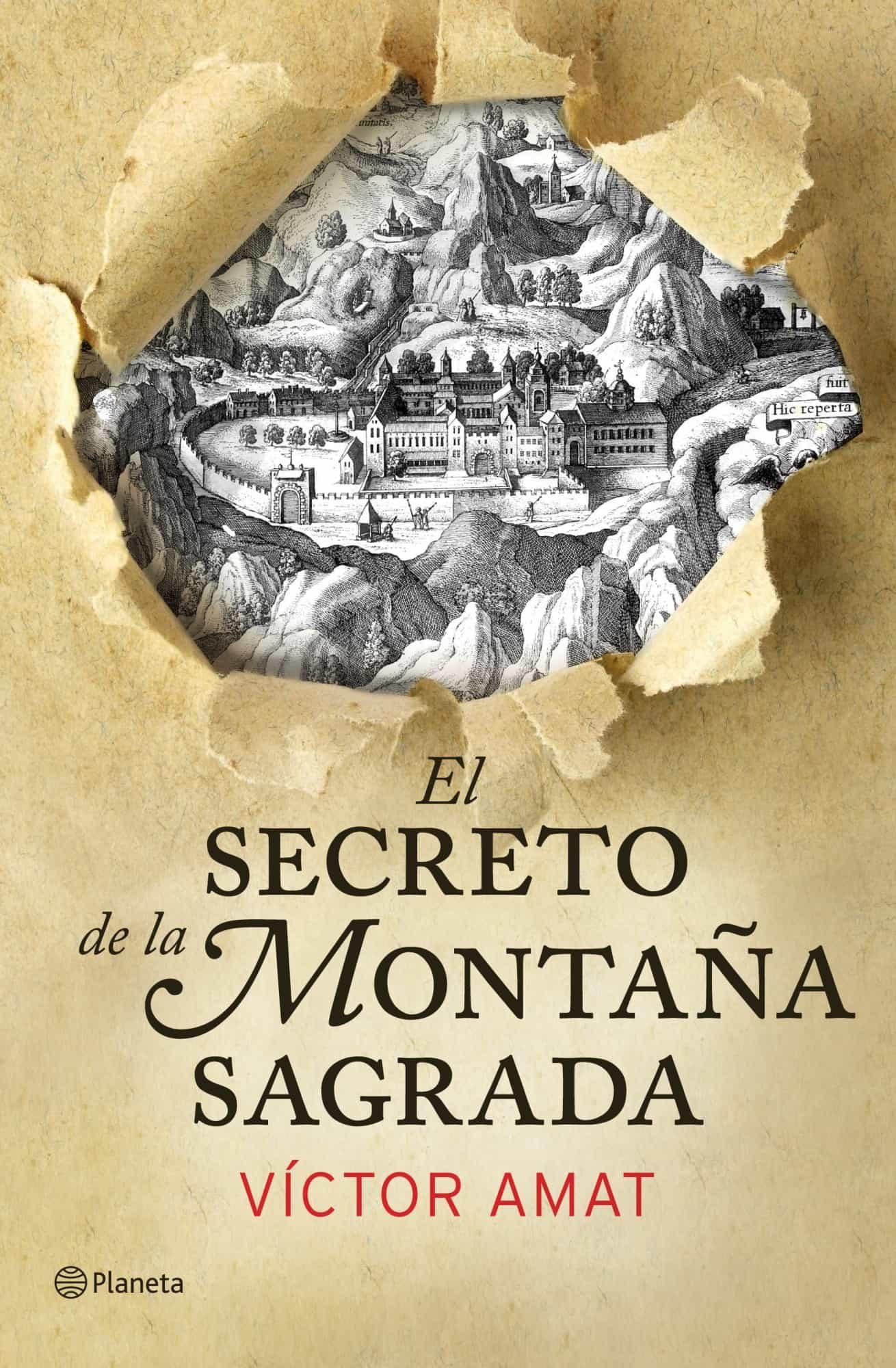 El secreto de la montaña sagrada (Fábula)