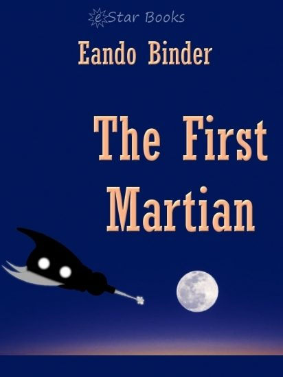 The First Martian (English Edition)