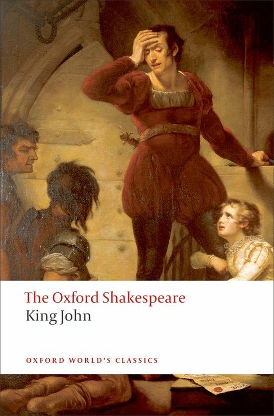 King John (oxford World S Classics) por William Shakespeare