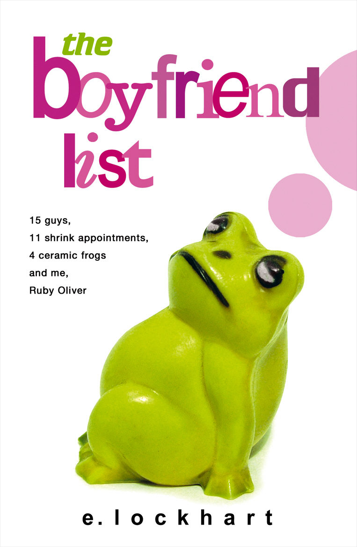 The Boyfriend List Pdf