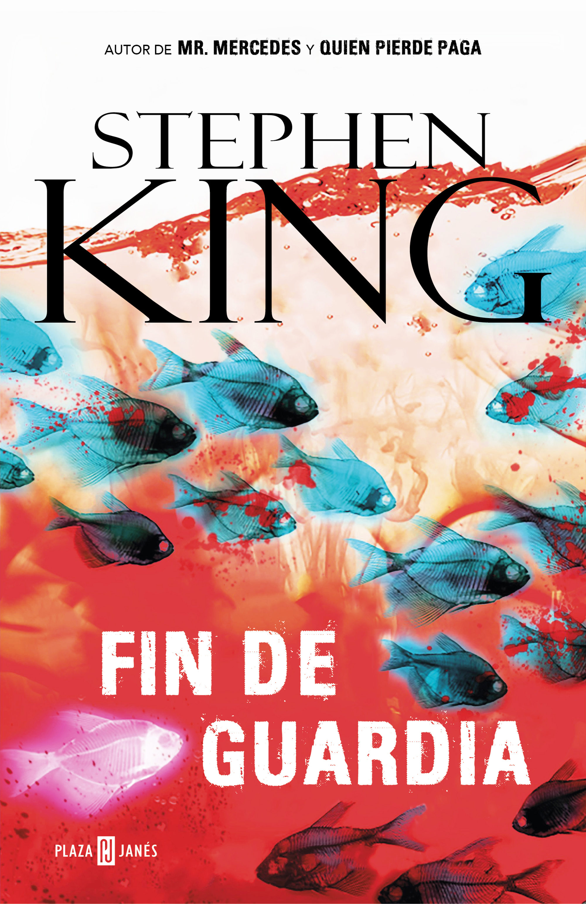 fin de guardia (trilogía bill hodges 3) (ebook)-stephen king-9788401018343