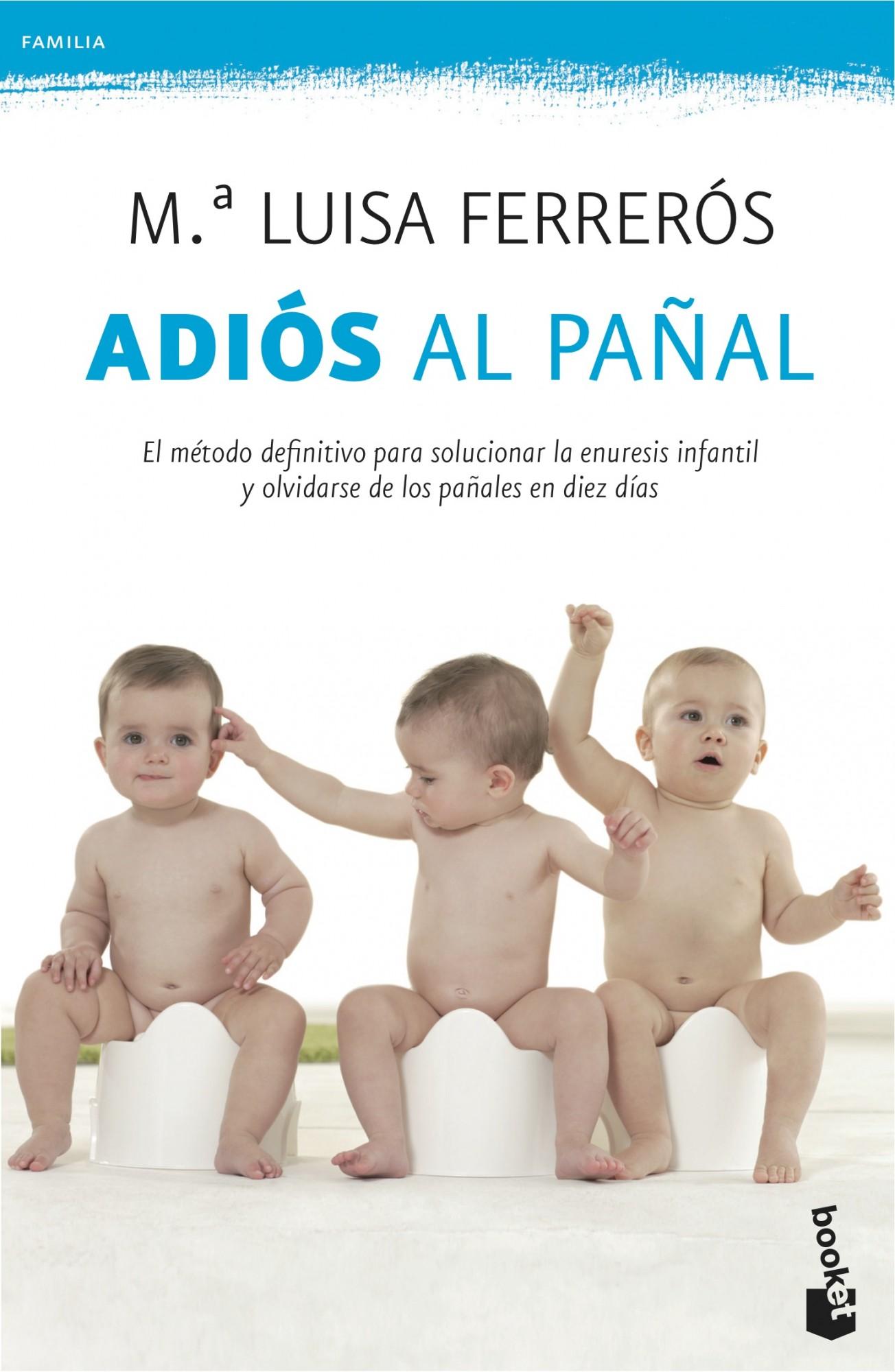 adios pañal-mª luisa ferreros-9788408114543