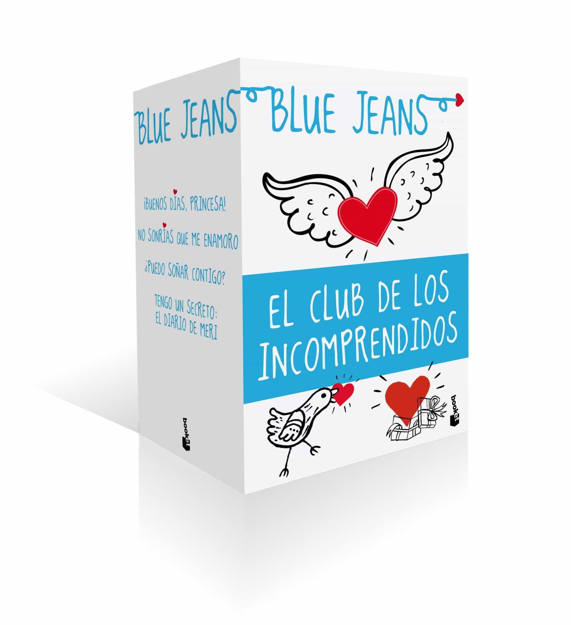 Pack el club de los incomprendidos 9788408163343