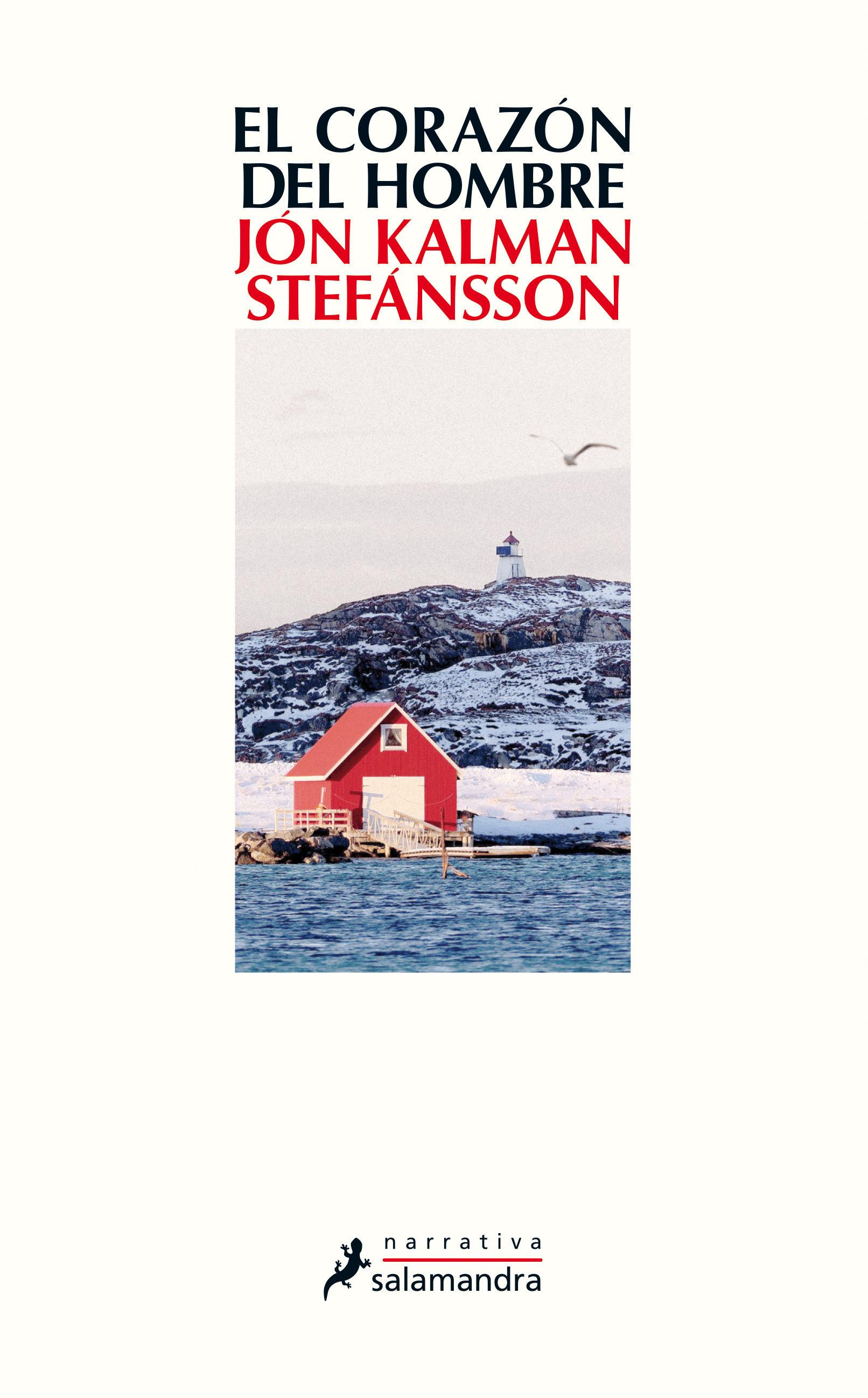 El Corazón Del Hombre   por Jon Kalman Stefansson