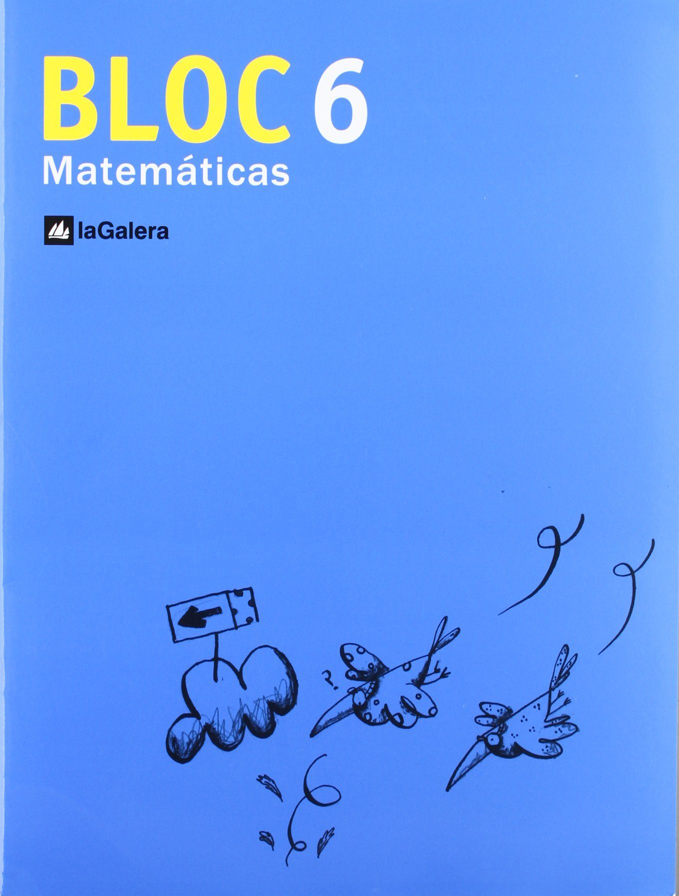 Bloc Matematicas 6 por Vv.aa. epub