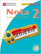 Nota 2. Libro + Cd por Vv.aa. epub