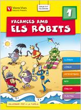 Vacances Amb Els Ròbits 1 (llibre I Solu Valencià)