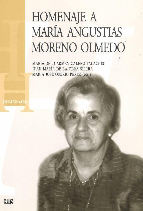 Homenaje A M.a. Moreno Olmedo por Vv.aa.