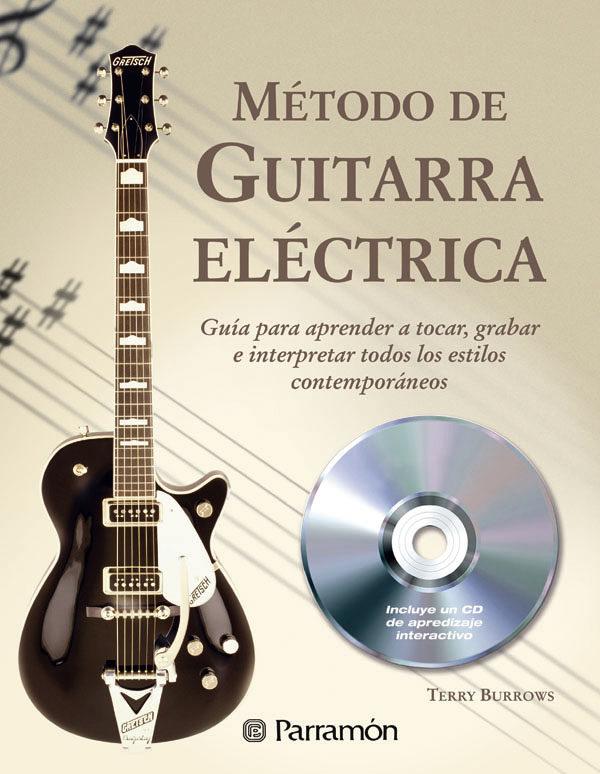 Metodo De Guitarra Electrica por Vv.aa. epub