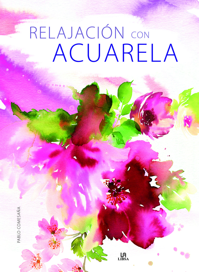 Relajacion Con Acuarela por Vv.aa.